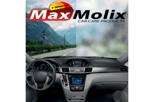 Nano coating for car windows MaxMolix NANO SHIELD