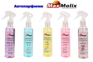 Auto perfumes and air fresheners MaxMolix