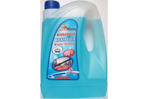 Winter windshield washer fluid MaxMolix, ready to use -tube 3 L - 20 C